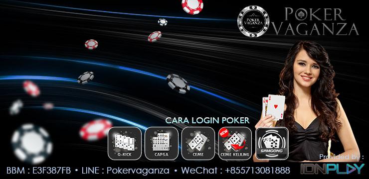 cara login pokercc