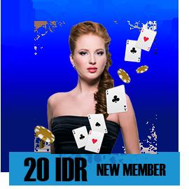 bonus member baru pokercc