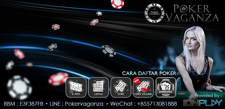 cara daftar pokercc