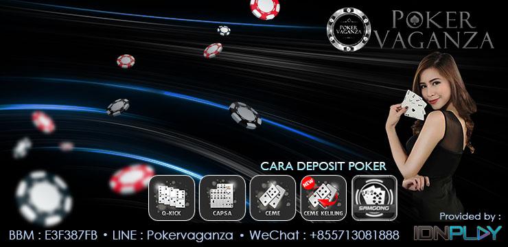 cara deposit pokercc