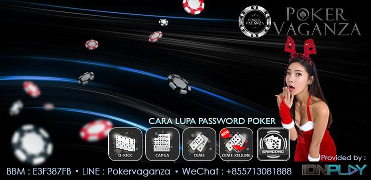 cara lupa password pokercc
